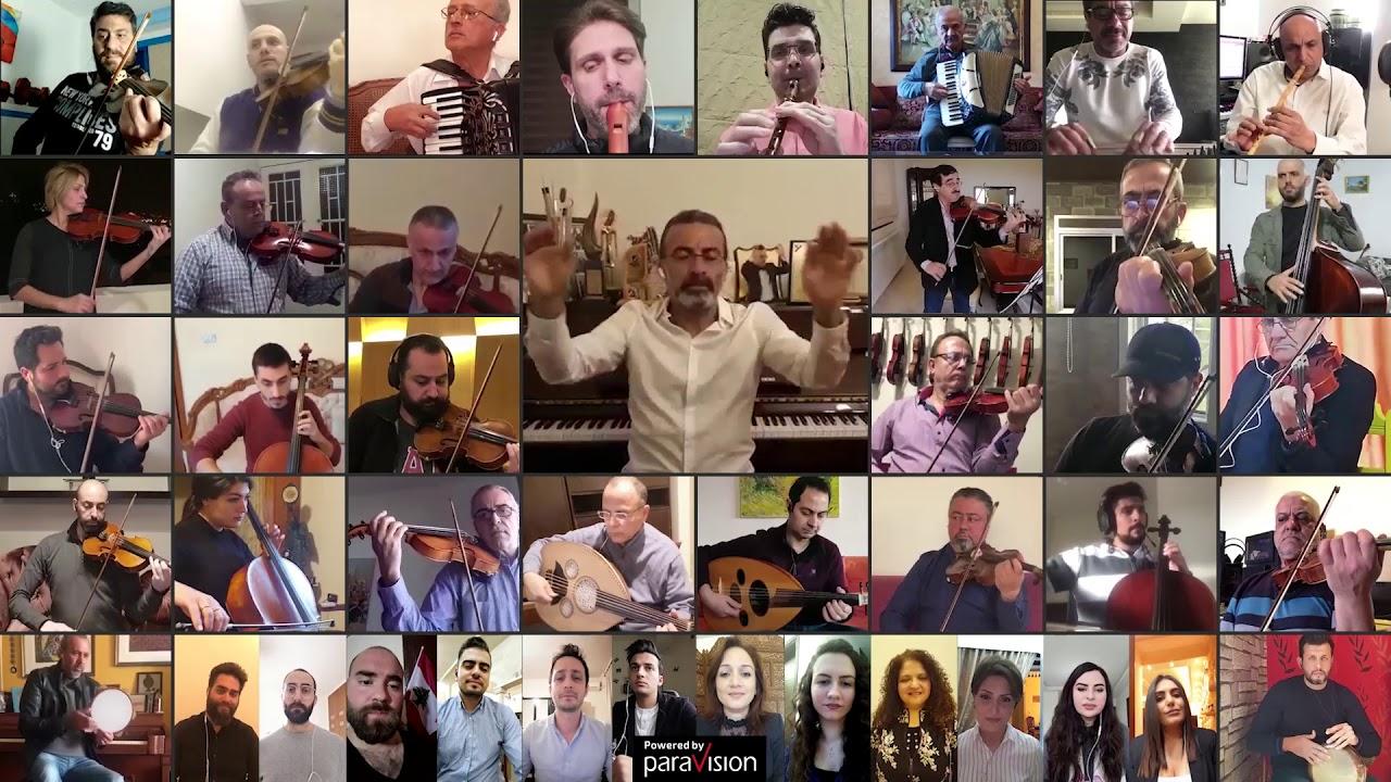Andre hajj - Orchestra&Choir Online
