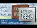 513-1419 Quick Tips: Setup