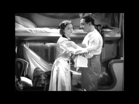After The Thin Man (1936) - holící scéna