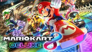 Mario Kart 8 Deluxe Ver 1.5.0 Software Update