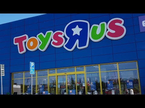 Toysrus Toy Hunting - Toy Store Tour Sweden