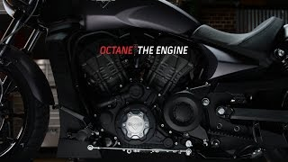 Victory Octane - Intimidating Race-Based Performance - Victory Motorcyles