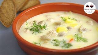 видео Овощной суп с фаршем