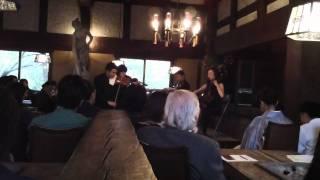 2011年5月3日、レストランひたち野で行われた、東日本大震災復興支援...