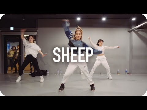Sheep (Alan Walker Relift) - Lay / Jane Kim Choreography
