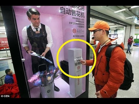 Thumbnail: 15 Strangest Vending Machines