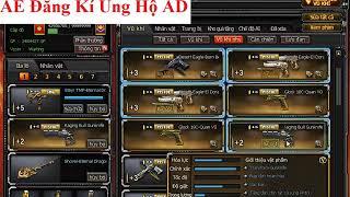 Share ACC CF 60 VIP   Cho 50 nick CF có Víp miễn Phí   Quang Vinh CF