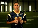 Rams football PSA for United Way with Trent Green
