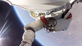 GoPro: Red Bull Stratos - The Full Story(October 14, 2012, Felix Baumgartner ascended more than 24 miles above Earth's surface to the edge of space in a stratospheric balloon. Millions across the ..., 2014-01-31T12:00:03.000Z)