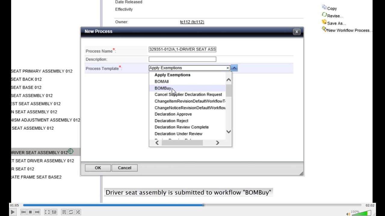 Create Material BOM - SAP S-4 HANA - Teamcenter EBOM