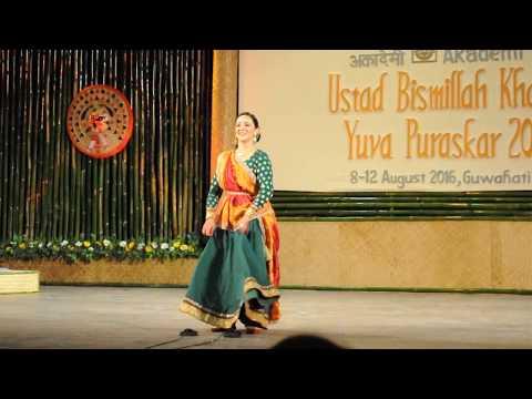 Divya Goswami Performs - Teen Taal