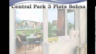 A large amount of demand Central Park 3 Plots in Gurgaon Call @ 9899888159