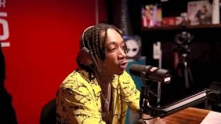 DTLR Radio | Wiz Khalifa talks Rolling Papers 2, Khalifa Kush, Working Out