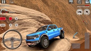 OffRoad Drive Desert #7 Free Roam - Car Game Android IOS gameplay