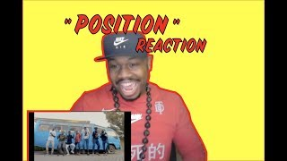 POSITION - ETHIC FT THE KANSOUL (OFFICIAL VIDEO) | (THATFIRE LA) Reaction