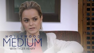 Taryn Manning Receives Emotional Message From Late Father | Hollywood Medium with Tyler Henry | E!