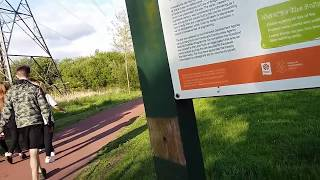 ПЕШКОМ по АНГЛИИ # Прогулка по незнакомому парку # молодежь