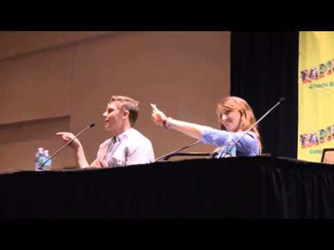Evan Peters Q&A Panel Tampa Bay Comic Con Saturday August 2nd 2014