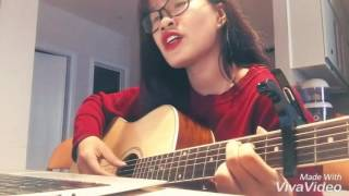 [GUITAR COVER] White love ♡ Sunhuyn