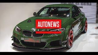 видео Maserati представил модифицированный кроссовер Levante