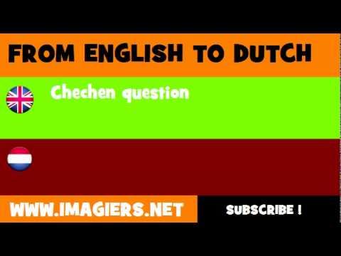 tsjetsjeens leren