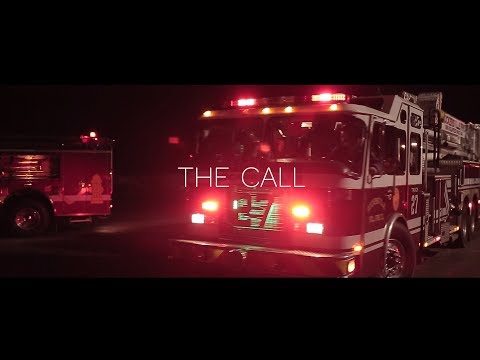 THE CALL - Official Firefighting Documentary
