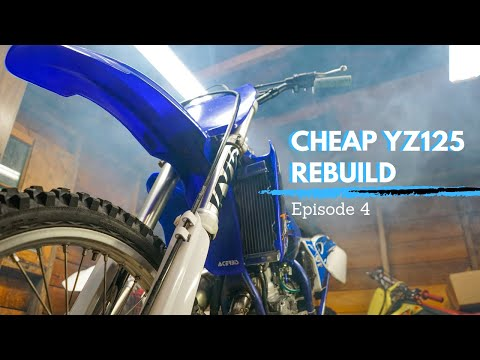 Cheap YZ125 Build EP. 4: Cost Overview
