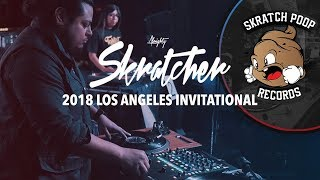 Skratcher Dj Battle 2018 Los Angeles Invitational