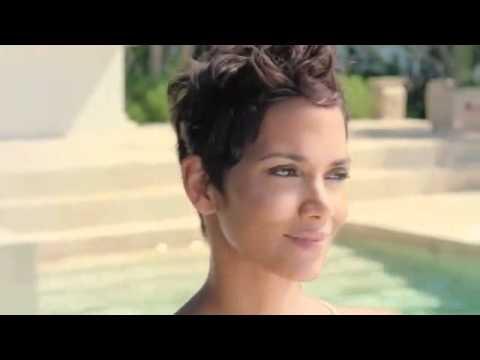 Halle Berry Revlon commercial 2011 - YouTube