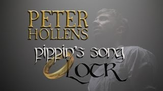 pippins song lord of the rings peter hollens
