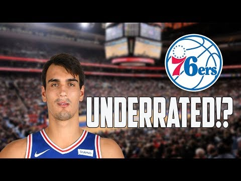 Why Dario Saric is underrated and one of the most improved players in the NBA
