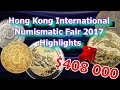 Extremely Rare Coins Sell for Big Money at Hong Kong International Numismatics Fair