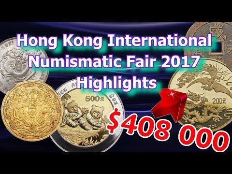 Extremely Rare Coins Sell for Big Money at Hong Kong International Numismatics Fair
