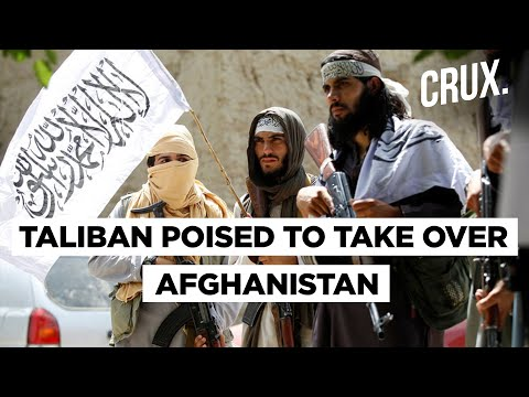 Taliban Closes On Key Cities In Afghanistan As US Troops Prepare To Exit | CRUX