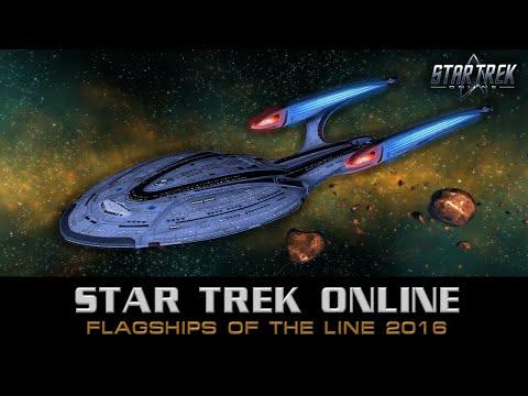 Star Trek Online - Flagships of the Line 2016