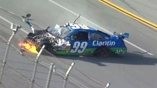NASCAR Crash: Fans Injured at Daytona International Speedway