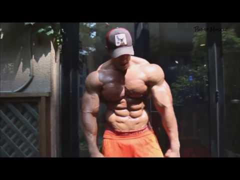 Chul Soon-BEAST-Aesthetic Bodybuilding Motivation