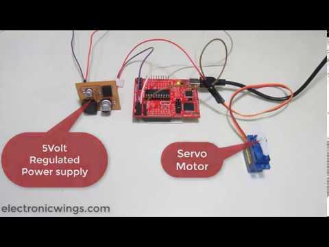 Ti Launchpad Servo Motor Interfacing With Msp Exp430g2 Ti Launchp