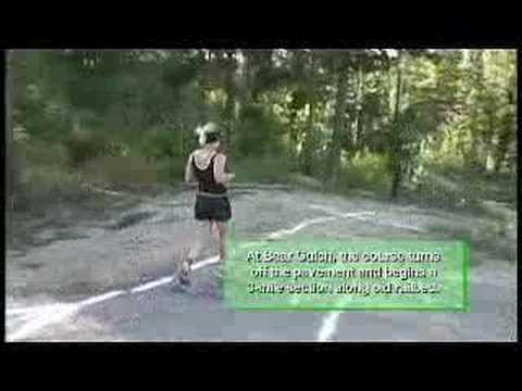 Mesa Falls Marathon Course Description  YouTube