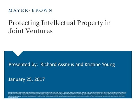 Protecting Intellectual Property in Joint Ventures