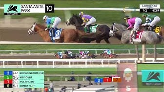 Santa Anita Handicap (Grade I) - March 7, 2020