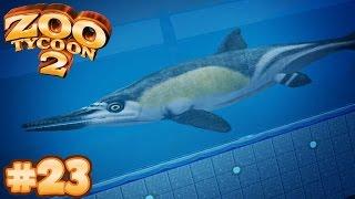 FISH LIZARD | Zoo Tycoon 2 - Let