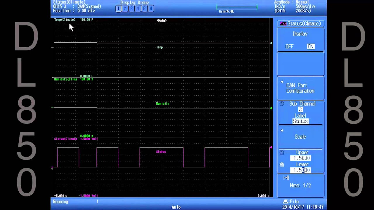 Record and Analyze Arduino Based CAN Bus Signals Using a DAQ and an  Oscilloscope