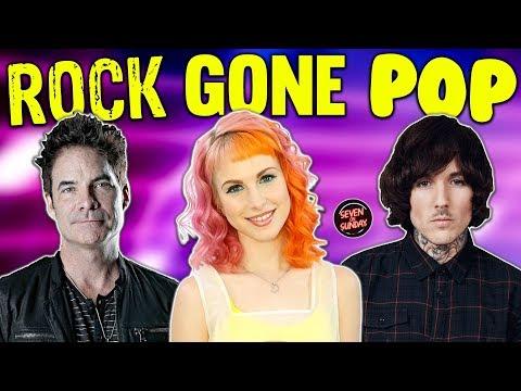 7 Famous Rock Bands That Went Pop