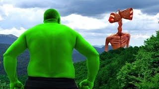 Big Hulk VS Siren Head