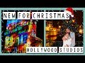 Whats New For Christmas at Hollywood Studios | Walt Disney World Vlog November 2017