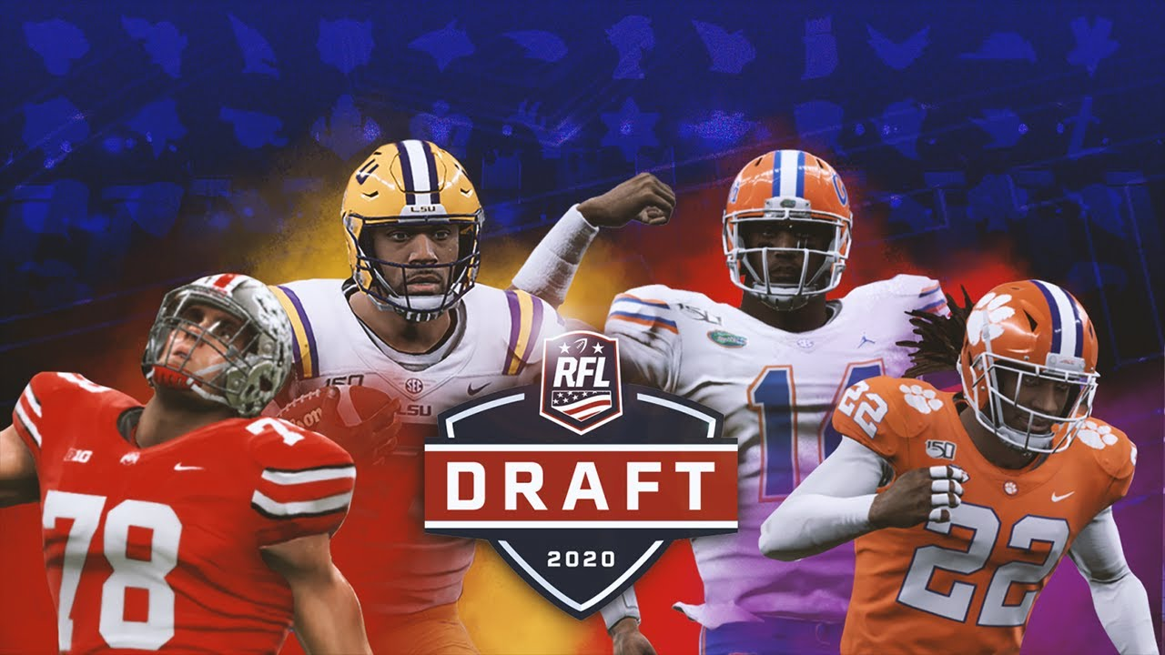 Official RFL Season 6 Draft Trailer