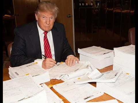 Donald Trump tax returns | get more tax deductions and tax credits with a cpa