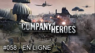 Company of Heroes (FRANCE) #058 2VS2 en ligne
