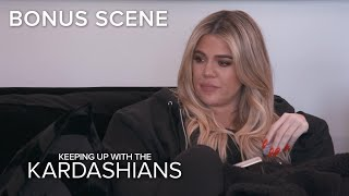 KUWTK | Khloé Kardashian Decides What to Do With Her Dog
